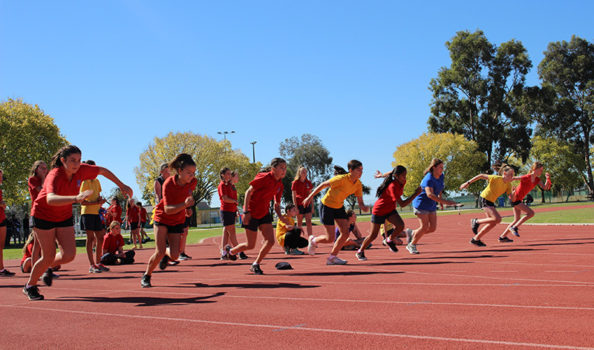 2018 Athletics Carnival Secondary 10
