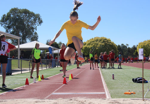 2018 Athletics Carnival Secondary 11