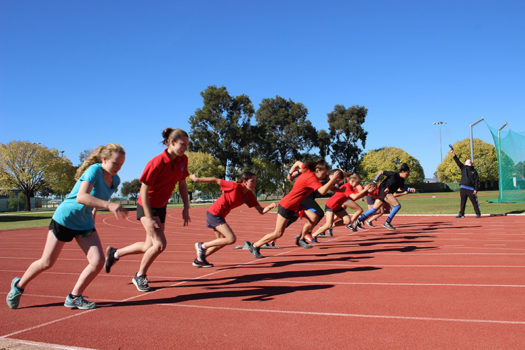 2018 Athletics Carnival Secondary 12
