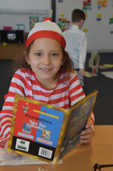 T3 Book Week Dress Up Day 25