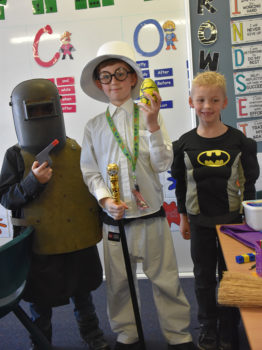 T3 Book Week Dress Up Day 28