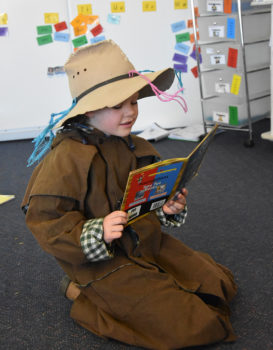 T3 Book Week Dress Up Day 29