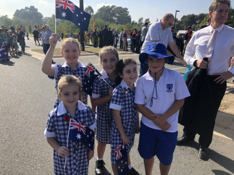 Anzac Day March 4