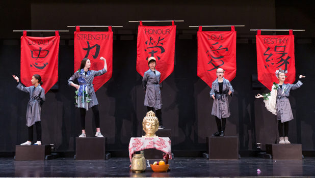 Mulan Dress Rehersal 2