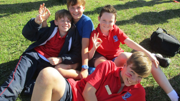 Primary Athletics Carnival 1