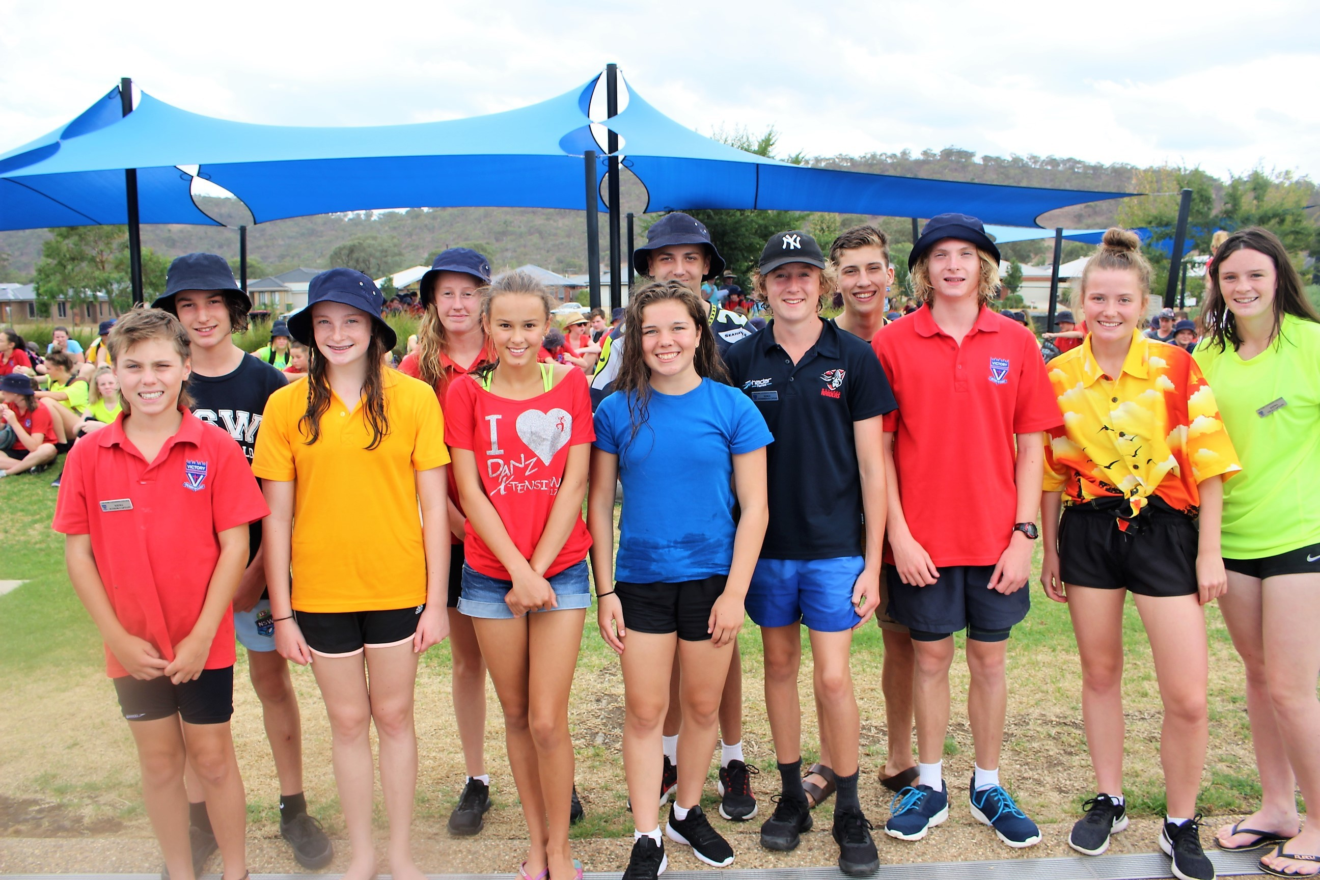 Secondary Swim Carnival 2019 Lwi 35