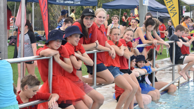 2019 Secondary Swimming Carnival 1