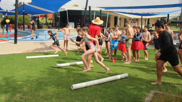 Secondary Swim Carnival Csm 25