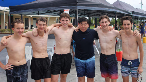 Secondary Swim Carnival Csm 72