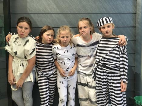 Yr 4 Convict Day 14