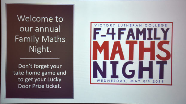 Family Maths Night 16