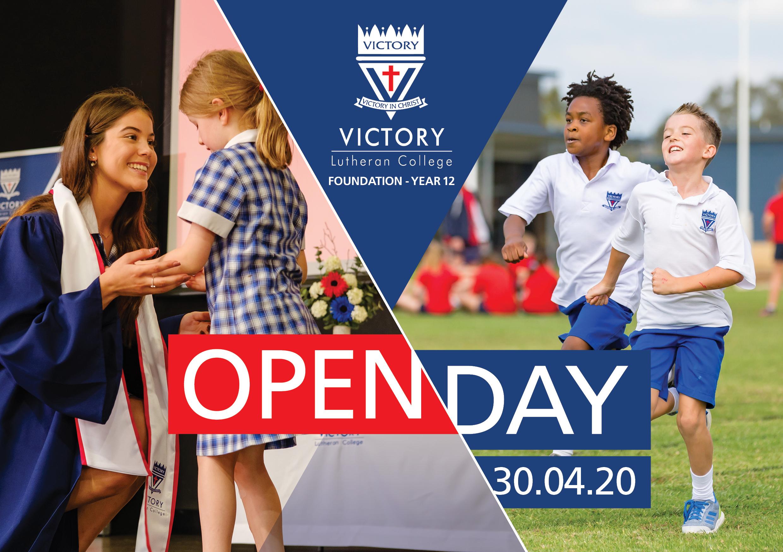 Open Day Postcard Invite 2020 Pg 1