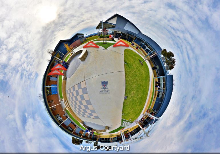 Aa Little Planet View