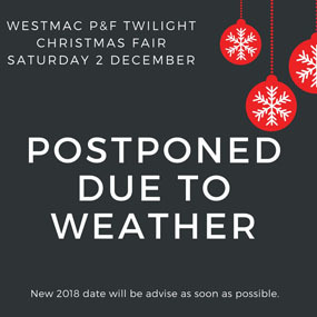 Christmas Fair Postponed 285X285