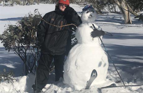 Josh Crystal The Snow Woman