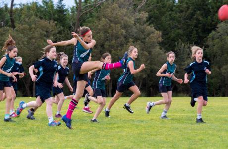 Minimbah Girls Football 10