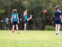 Minimbah Girls Football 11