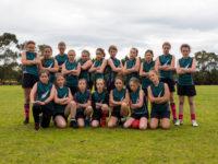 Minimbah Girls Football 12
