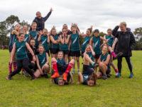 Minimbah Girls Football 13