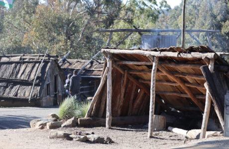Aboriginal Humpy