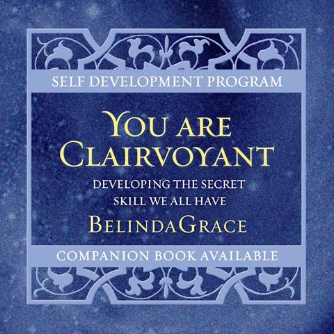 You Are Clairvoyant - Audio CD
