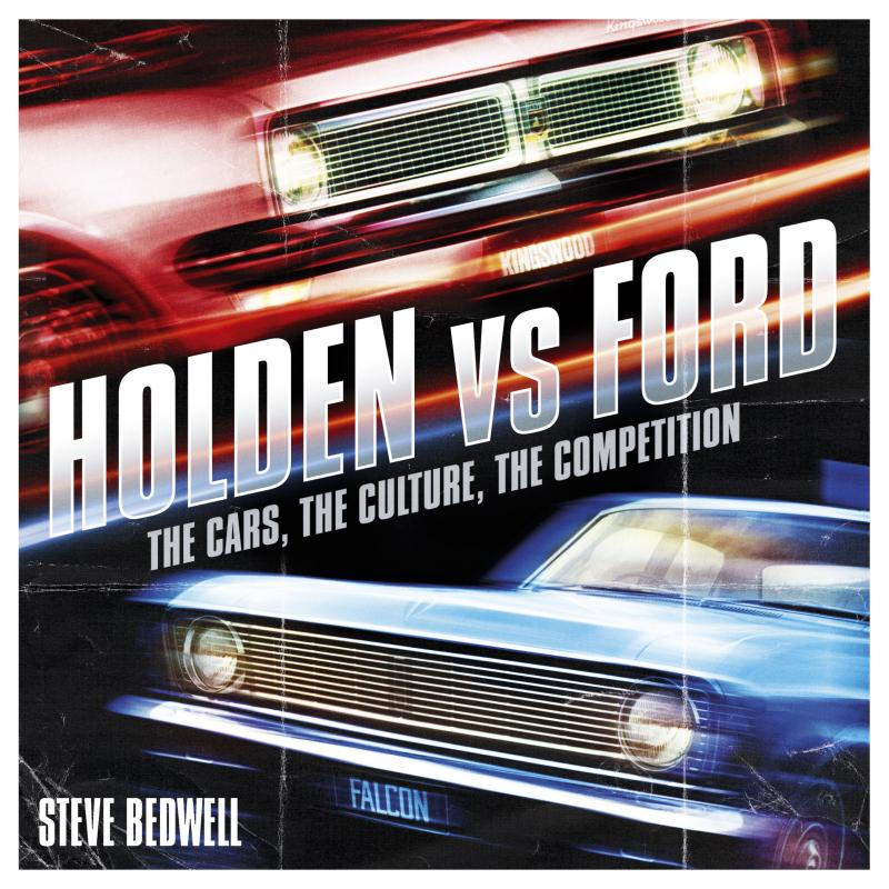 Holden v Ford