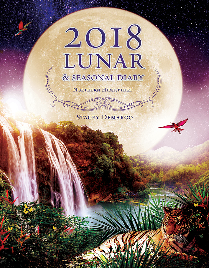 2018 Lunar & Seasonal Diary Northern Hem