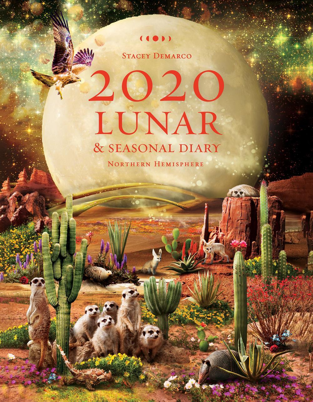 2020 Lunar Diary - Northern Hemisphere