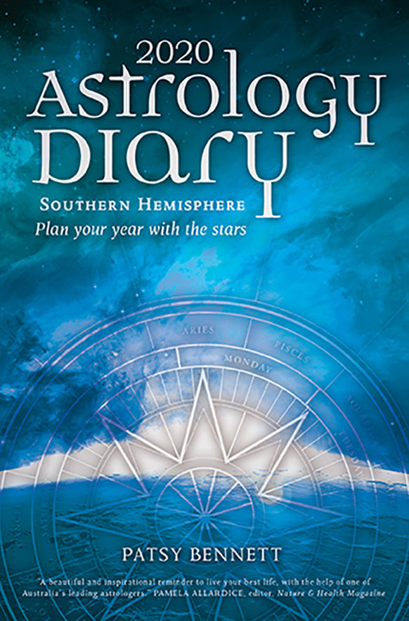 2020 Astrology Diary - Southern Hemisphe