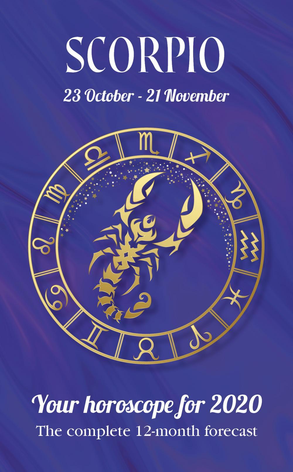 Your Horoscope for 2020: Scorpio
