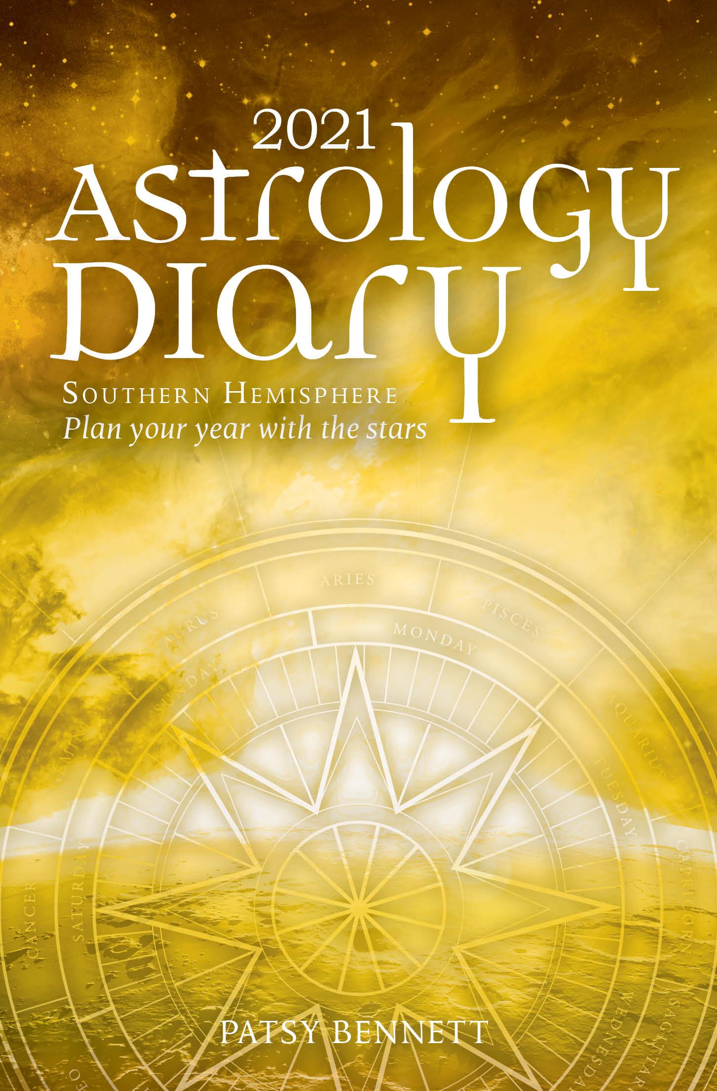 2021 Astrology Diary - Southern Hemisphere