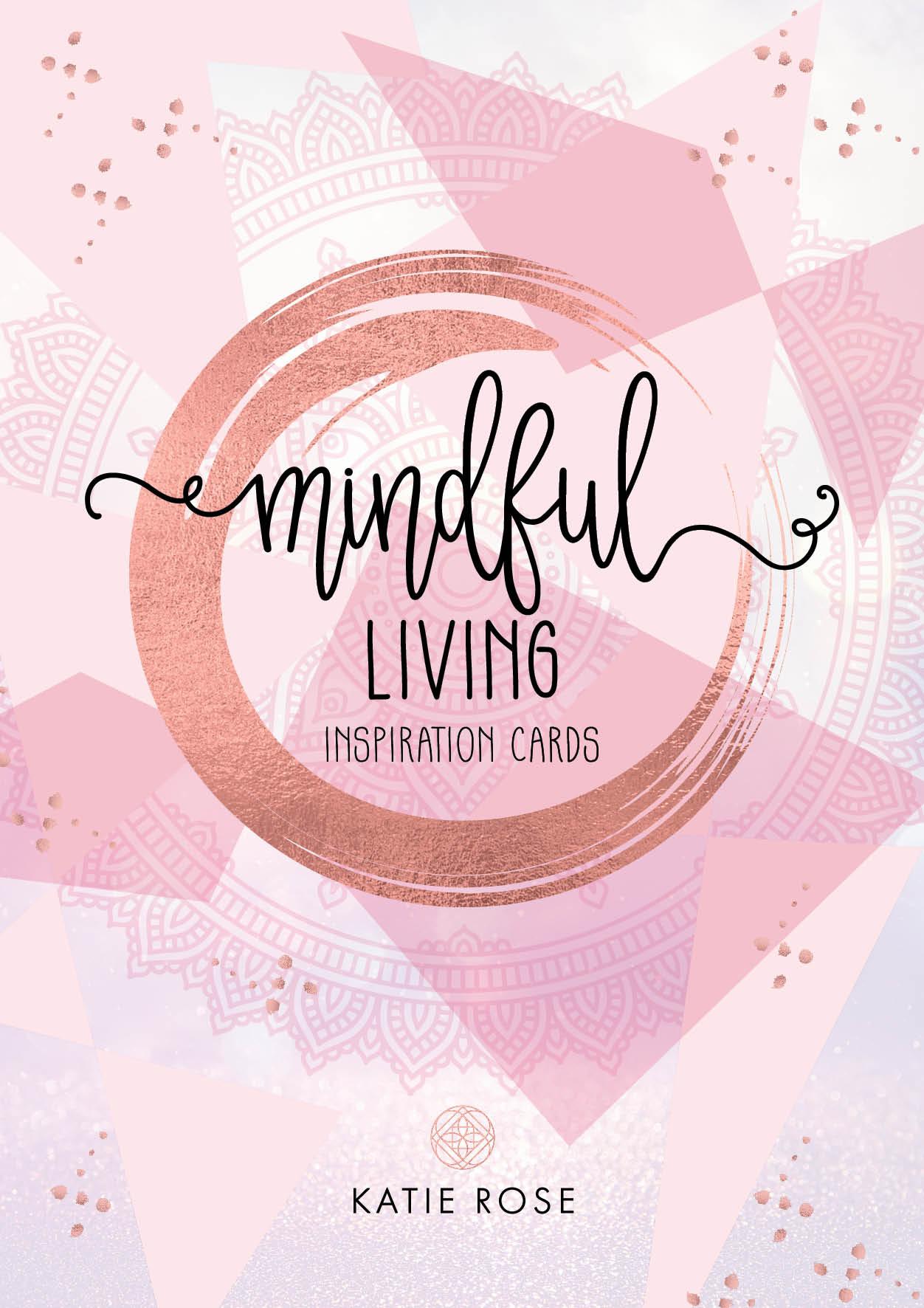 Mindful Living Inspiration Cards