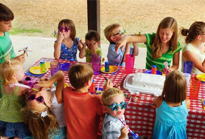 kids party food ideas - Discount Party Warehouse