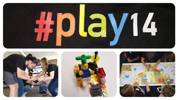 AgileToday: Play hard, work smarter, with DiUS at #Play14