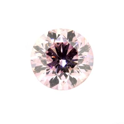 0.51ct Fancy Brownish Pink