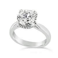 TDR48/ Platinum 2ct Diamond Solitiare