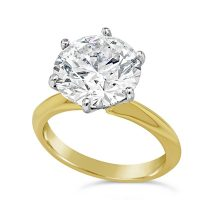 TDR49/ 5.56ct Diamond Solitaire