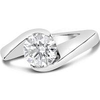 TDR16/ Platinum 1ct Diamond Solitaire
