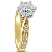 TDR10/ 18ct Gold Diamond Engagement Ring