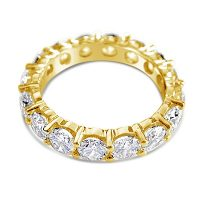 DWR9/ 18ct Yellow Gold Diamond Wedding Ring