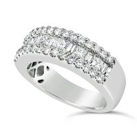 FSDR36/ 18ct White Gold Diamond Ring