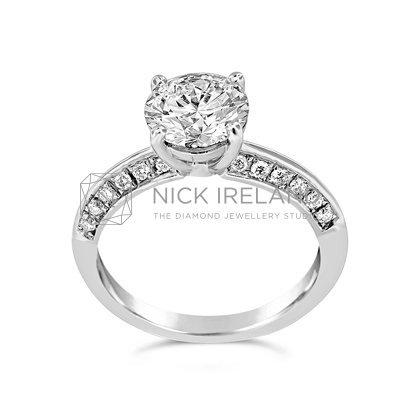 TDR50/ 2ct Diamond Engagement Ring