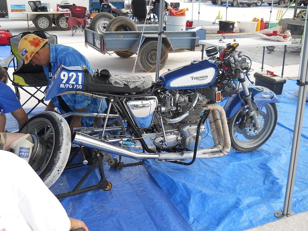 2015 Speed Week Monday Racing Dry Lakes Racers Australia