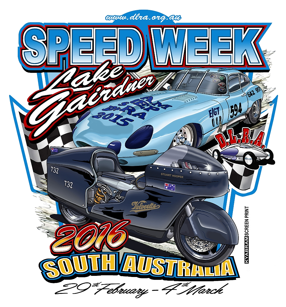 Speed Week 2016