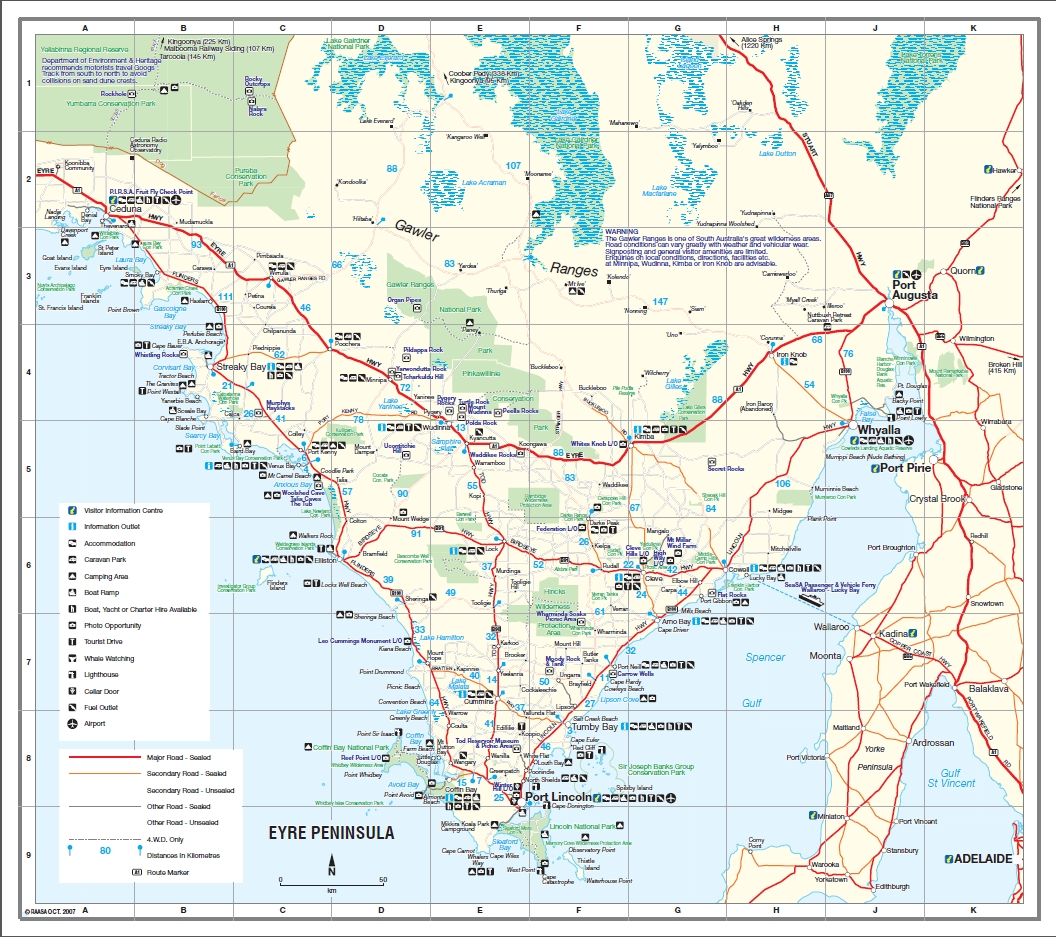 Geography Dry Lakes Racers Australia