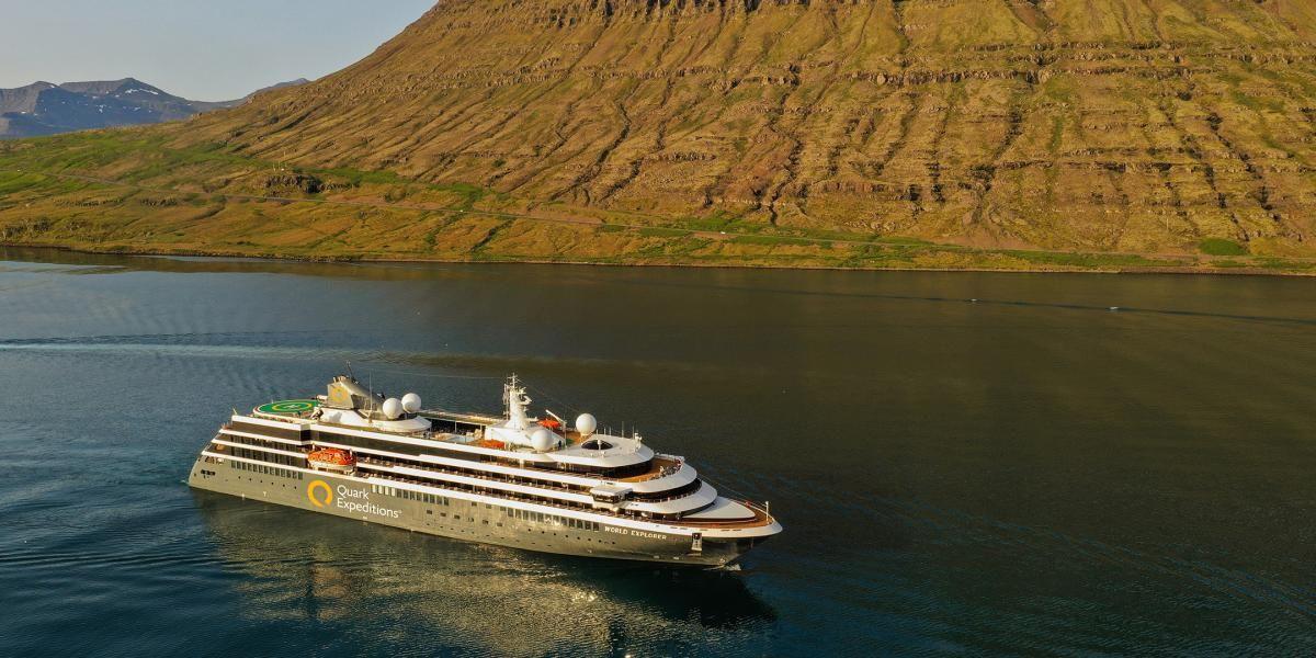 Fjords, Glaciers & Wildlife of Svalbard