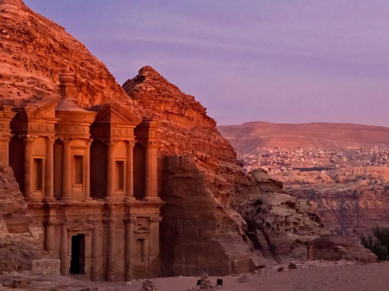 Wonders of the Mediterranean & Arabia in 2021