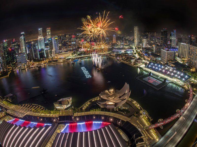 Formula 1 Singapore Grand Prix 2020