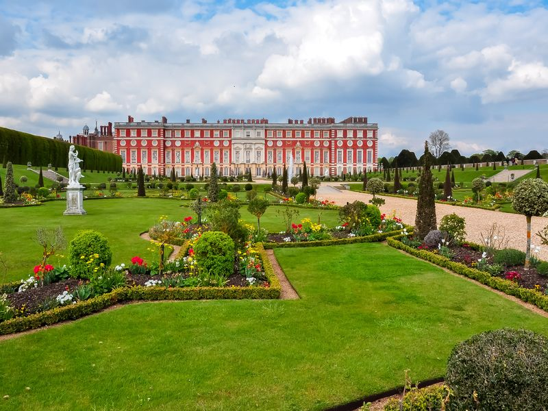 Chelsea Flower Show & Baltic Heritage