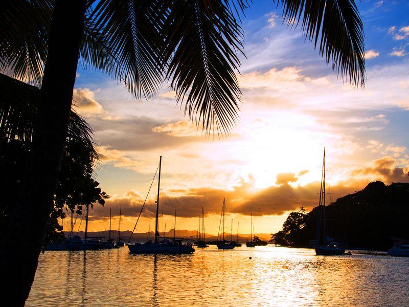 Enchanting Fiji
